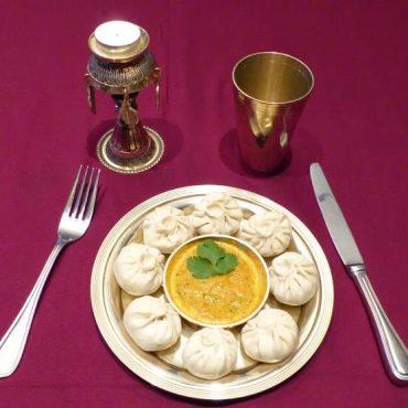 Raviolis de viande ou légumes préparées à la tradition Népalaise, spécialité du NEPAL